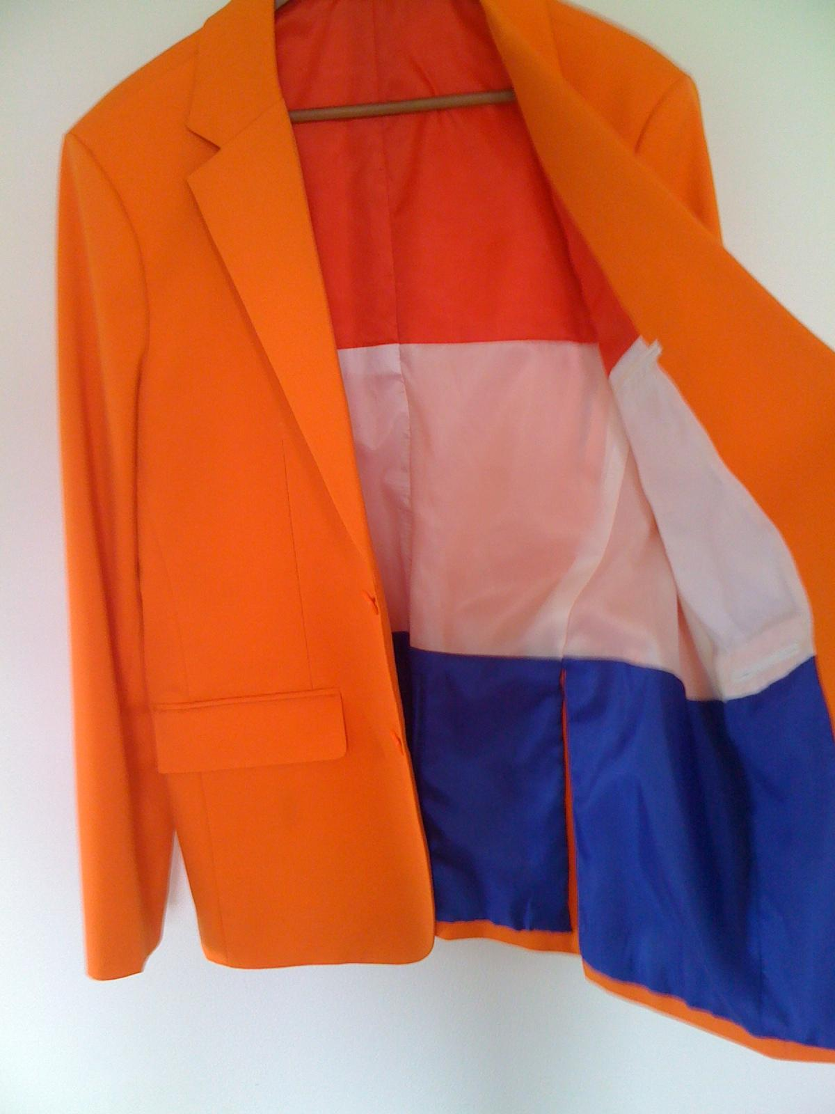 Dutch flag inner lining 2