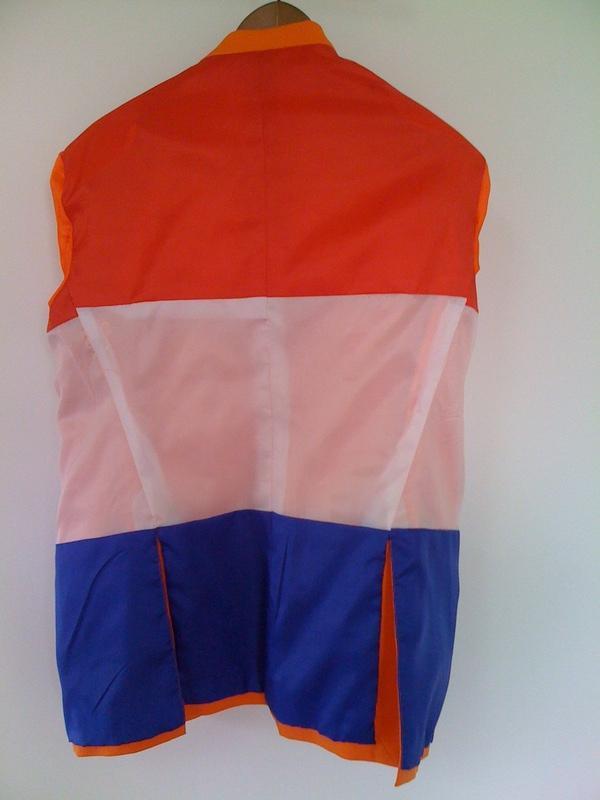 Dutch Flag inner lining